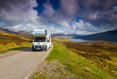 7 Day Outlander Tour In an RV