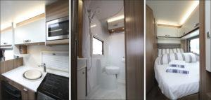 What do you need from a motorhome.