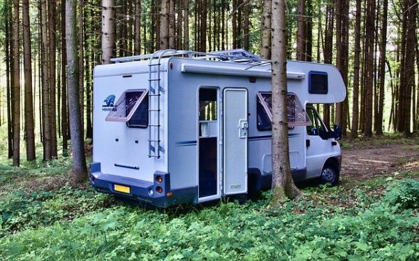 Campervan Sites Scotland
