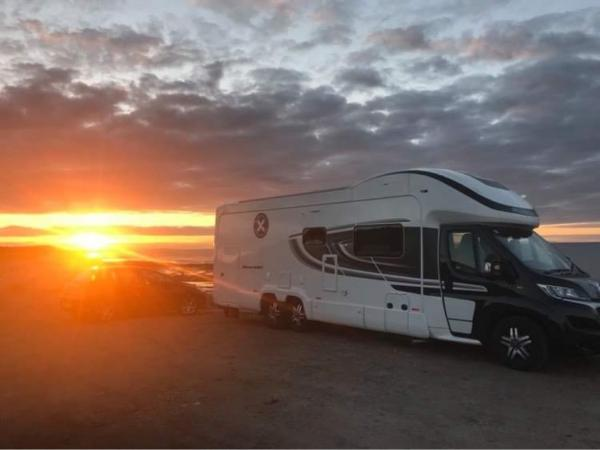 Why choose a Motorhome for a holiday?