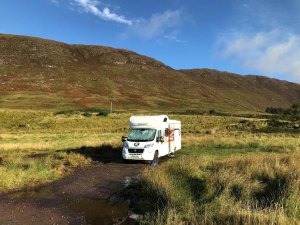 Catching the Motorhome bug by Fraser McDougall