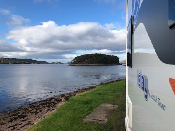 Exploring the 7 Natural Wonders of Scotland in a motorhome