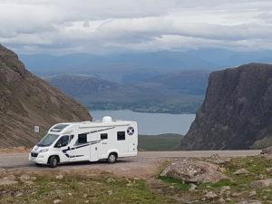 Reasons to rent / hire a motorhome