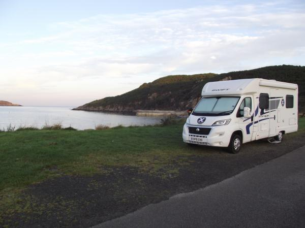 Motorhome rental in Scotland is an excellent way to explore this beautiful country.