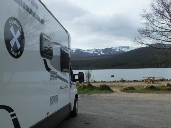 Motorhome Destinations In The Winter