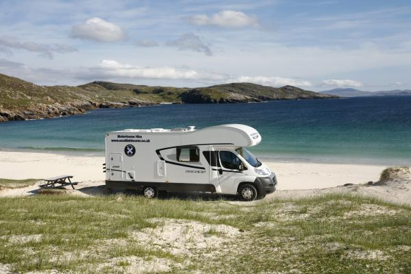 Tour Scotlands Islands By Motorhome