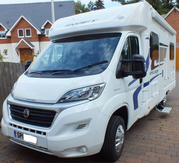 Motorhome Security Entails Good Practice
