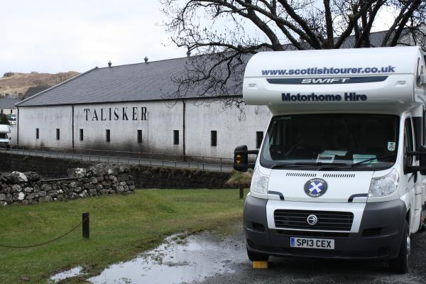 Scotland - A 5 Day Motorhome Hire Tour