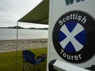 Exploring Scotland with a Scottish Tourer Motorhome
