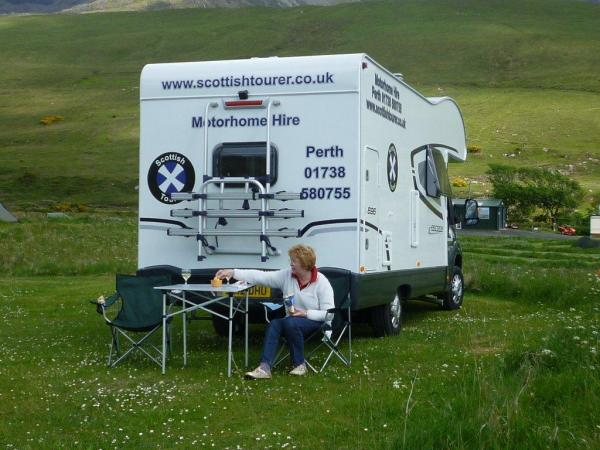 Kitting out your New Motorhome
