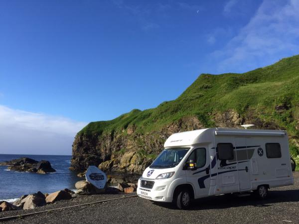 How to hire a motorhome – tips for newbies
