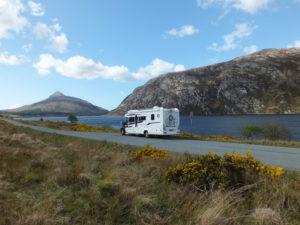 Difference between Campervan and Motorhome