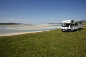Touring Scotland with a Motorhome