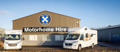 Thinking about motorhome hire?