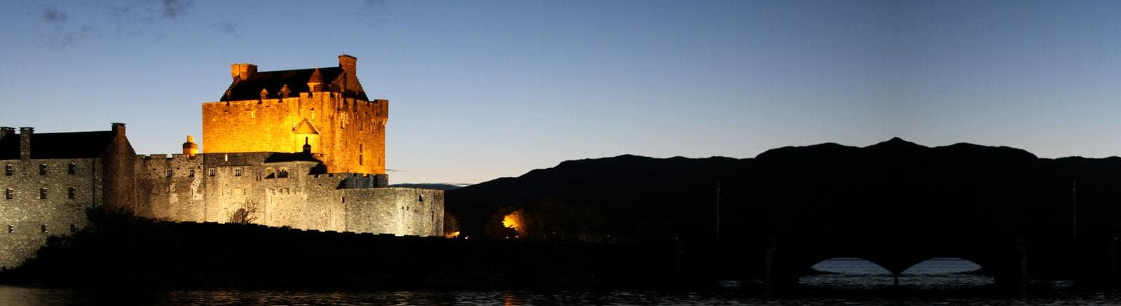 Scottish Castles At Night - Scottish Tourer