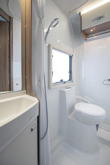 Scottish Tourer Bathroom