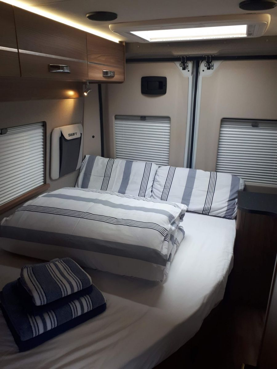 Jura Bedroom by scottish tourer