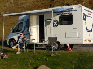 before you hire a motorhome