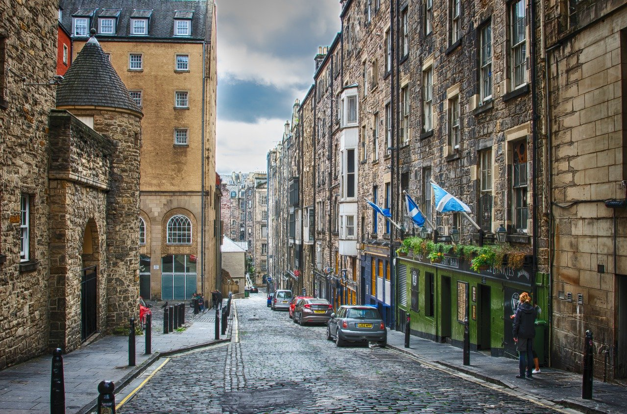 Edinburgh Lane