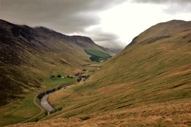 Scottish glens