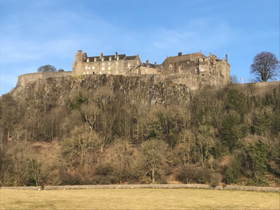 Campervan Tours Scotland, Castle Tours