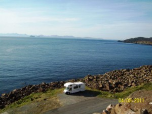 Motorhome Routes Scotland