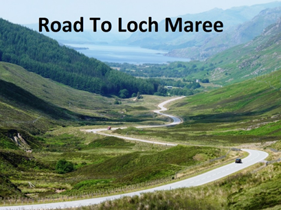 Road to Loch Maree